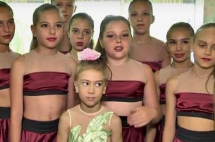 Северодонецкие танцовщицы