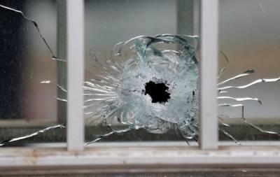 стекло пуля обстел