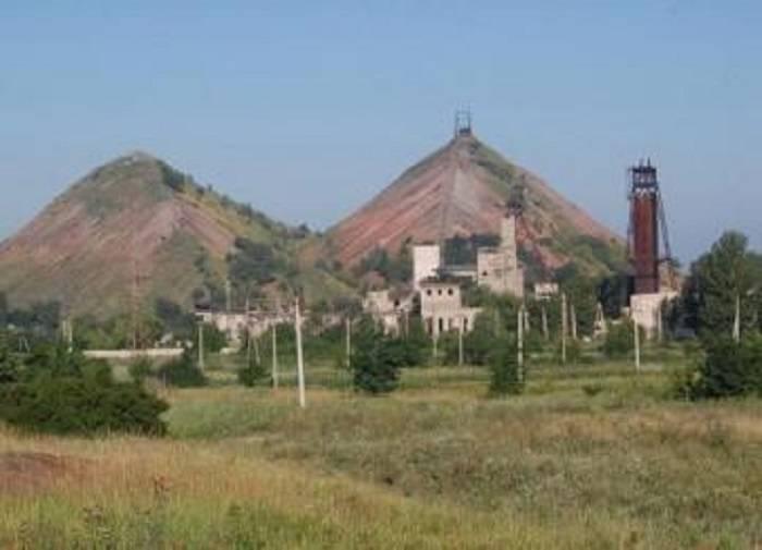 шахта лисичанск