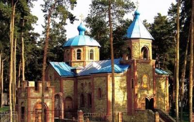 Кресто-Воздвиженский храм