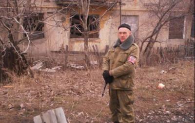 Боевик Назаренко