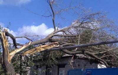 Ураган в Сватово
