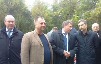 Захарченко, Сурков и Бородай