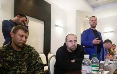 Захарченко и Ходаковский