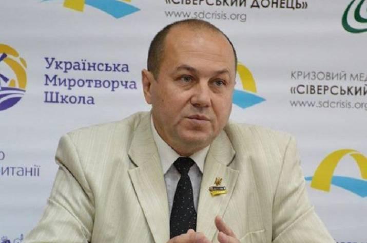 Вукраинском Северодонецке безжалостно расправились сглавой фракции Порошенко