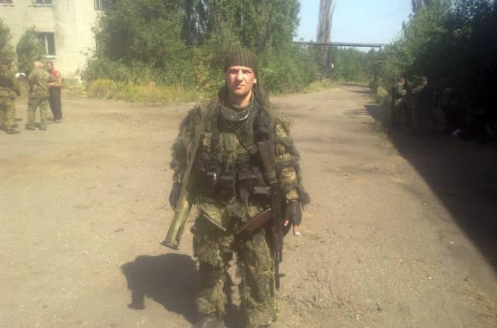 Убит боевик Щегорцов