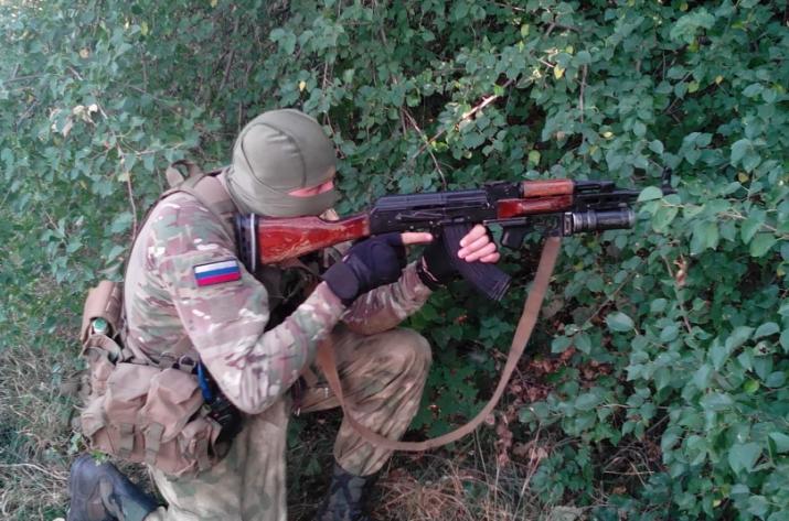 Убит российский капитан Булгаков