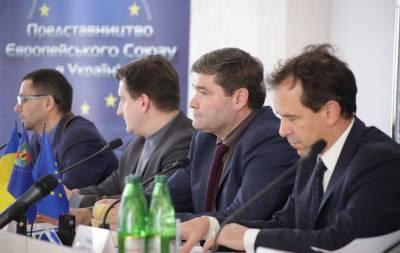В ЛОДА відбулася зустріч-дискусія з представниками делегації Представництва ЄС в Україні