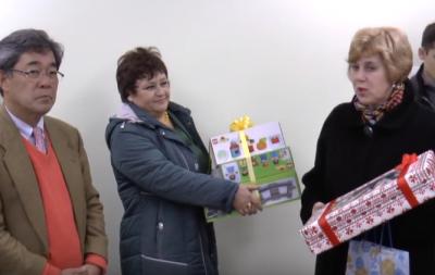 Центру реабилитации детей инвалидов в г.Рубежное предоставлено новое помещение