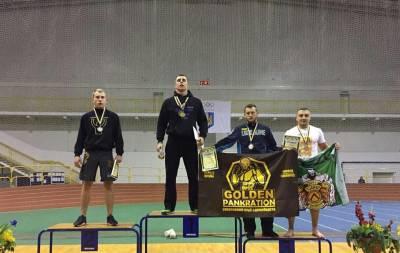 Луганські поліцейські вибороли медалі Чемпіонату України з панкратіону