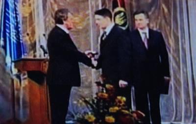 Ющенко и Пасечник