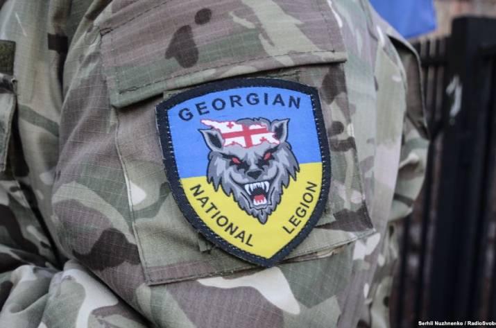 Позиции «Грузинского легиона» наДонбассе накрыли артиллерией— большое количество раненых