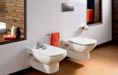 подвесной унитаз туалет ванная