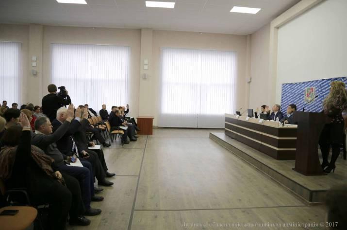 Доходи місцевих бюджетів Луганщини зросли та становлять 2695,7 млн гривень