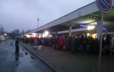 Луганский автовокзал