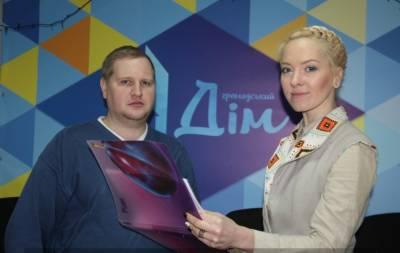 Евгений Ильченко и Анна Самарская-Денищенко