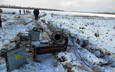 Новую ветку газопровода строят для прифронтовых сел Луганщины