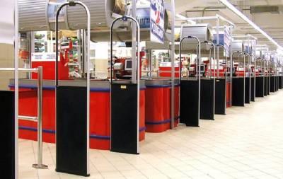 противокражные системы в магазине и супермаркете