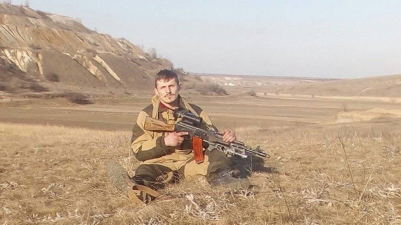 В Луганске пропал матерый российский наемник