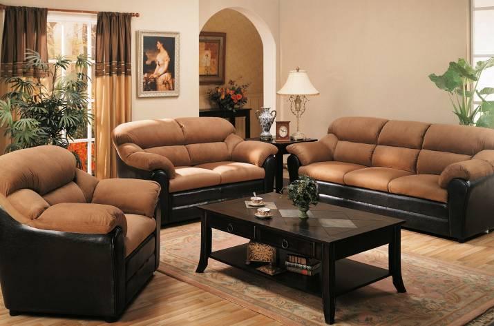 мебель диван столик комната интерьер