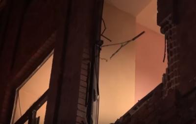 В Донецке в здание