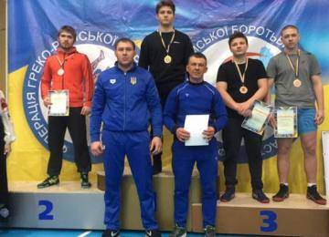 Спортсмены Луганщины получили медали всеукраинского первенства