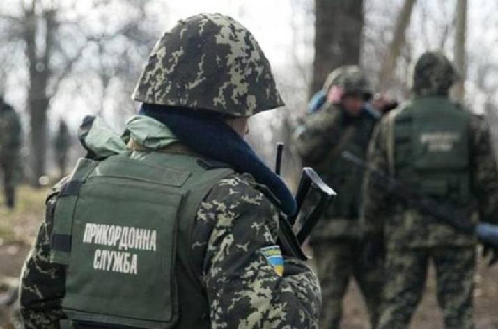 Российские военные с территории РФ обстреляли украинских пограничников