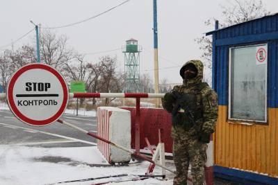 На Луганщине пограничникам дважды предлагали взятку