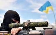 Снайпер ВСУ