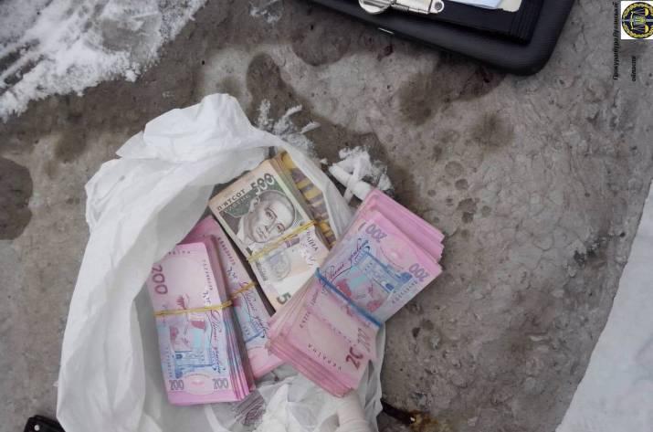 Заммэра Северодоненцка попался навзятке в135 тыс. грн