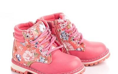 Демисезонная обувь для девочек