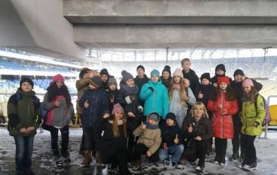 Діточки з Луганщини відвідали Львівщину