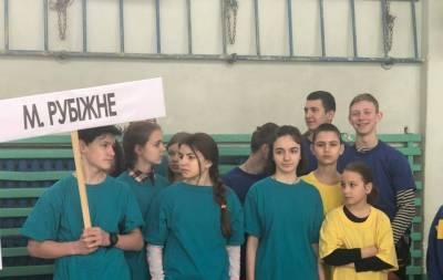 В Рубежном прошел Чемпионат Луганщины по пешеходному туризму