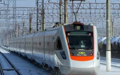 Появятся ли в Луганской области поезда Интерсити?