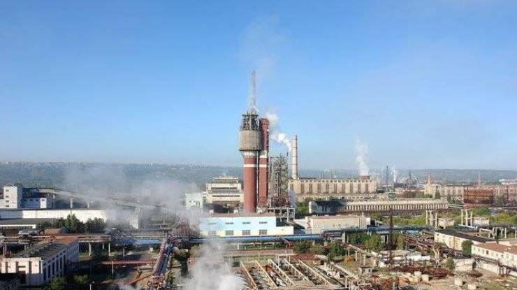 Северодонецкий «Азот» полностью прекратил отправку удобрений со станции Рубежное