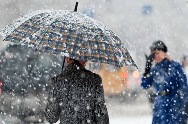 На Украину надвигается циклон: прогноз погоды на эти выходные