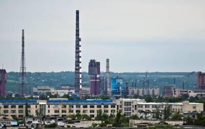 Северодонецкий «Азот» остановил производство, долг по зарплате составляет боле 95 миллионов