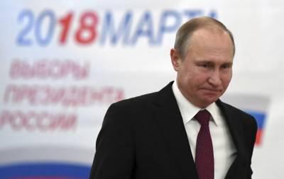 Выборы Путина: сенсации не произошло