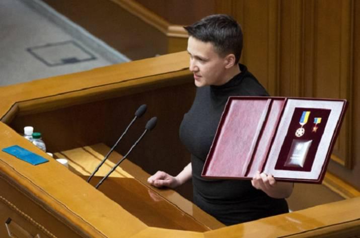 Рада лишила Надежду Савченко иммунитета и дала согласие на арест