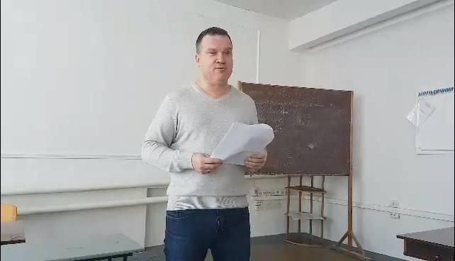24 марта 2018 года в РПК состоялся отчет депутатов Рубежанского городского совета Владимира Горелика, Дениса Денищенко и Ирины Коваленко, которые представляют фракцию