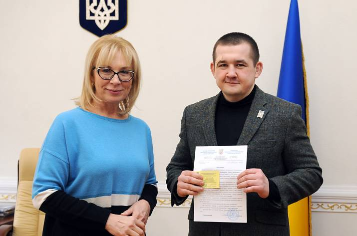 Павел Лисянский.