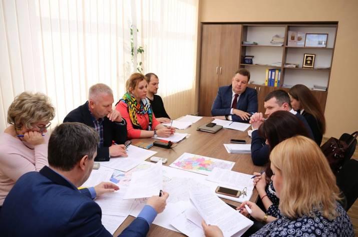 В ЛОДА обговорили план з консолідації суспільства на Луганщині