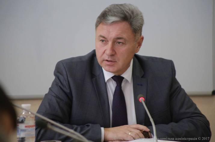 Ахметов пытается взять под контроль Луганскую область