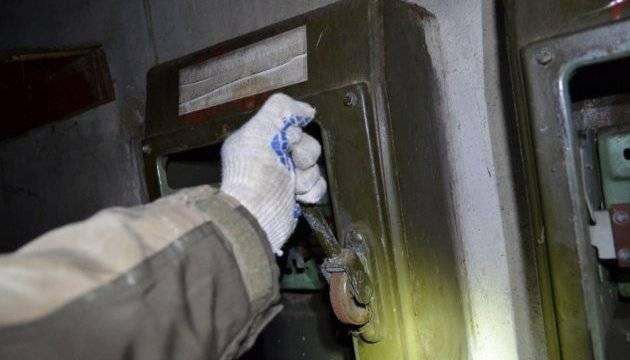 В Рубежном ЛЭО обесточило за долги БТИ и водников