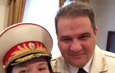 Будни Донецка: Дочь Тимофеева пошла по стопам отца
