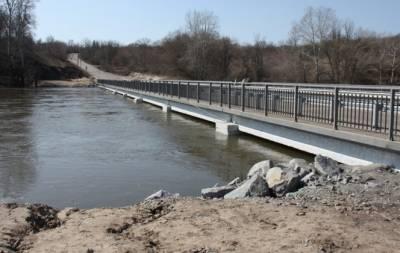 В Луганской области понижается уровень воды в реках