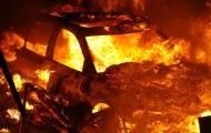 Соцсети: в Макеевке взорвался автомобиль с российскими офицерами