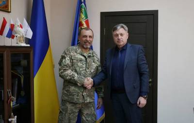 На Луганщине назначили руководителя ВГА Золотого и Катериновки