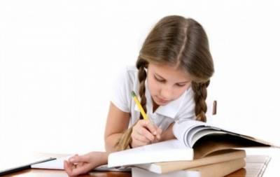 Дети из оккупированной территории получают образование экстерном (видео)