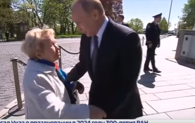 В сети обсуждают конфуз Путина (видео)